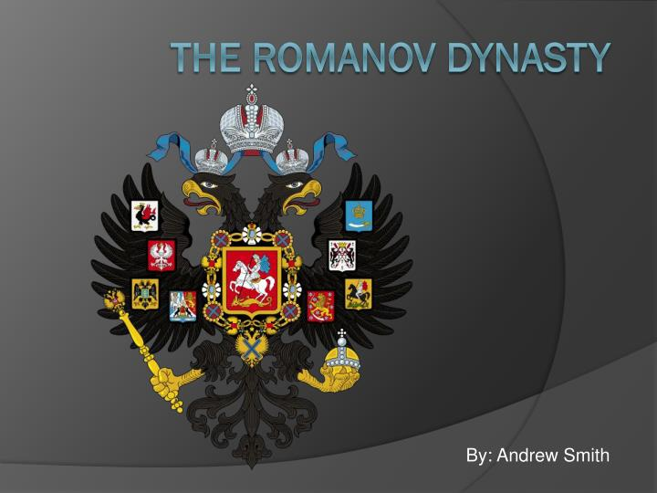 the romanov dynasty in the book the romanovs ruling russia 1613 1917 by lindsey hughes The romanovs: ruling russia (1613-1917) ruling russia (1613-1917) lindsey hughes three-hundred and four years of the romanov dynasty ended when.