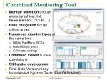 combined monitoring tool