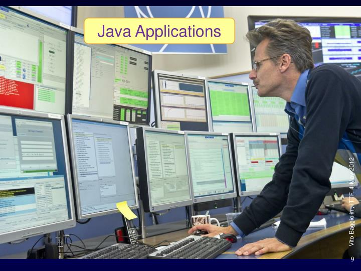 Java Applications