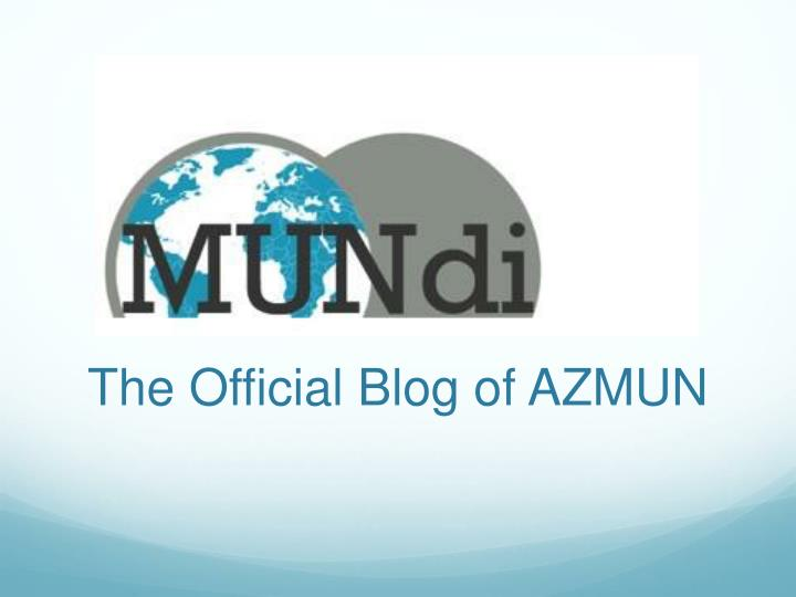 the official blog of azmun n.