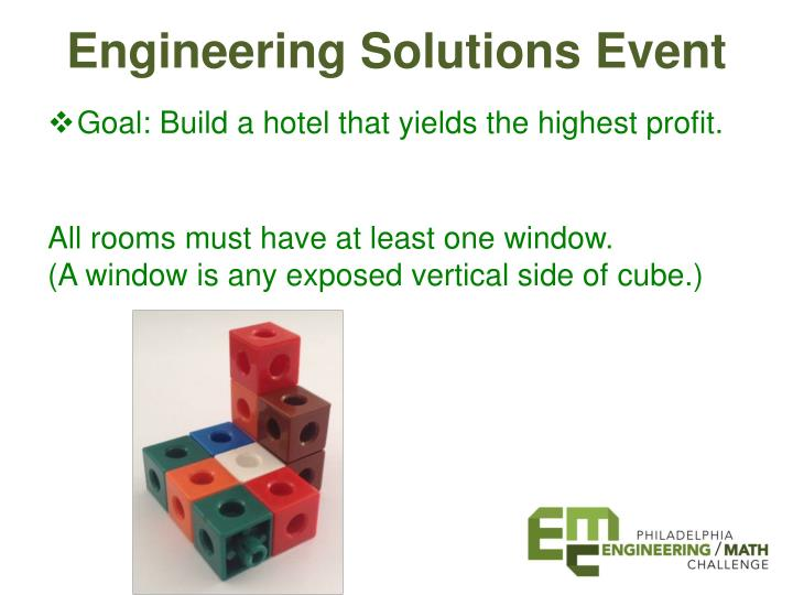 Engineering Solutions Event