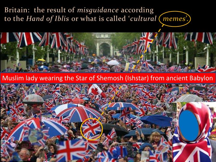 Britain:  the result of