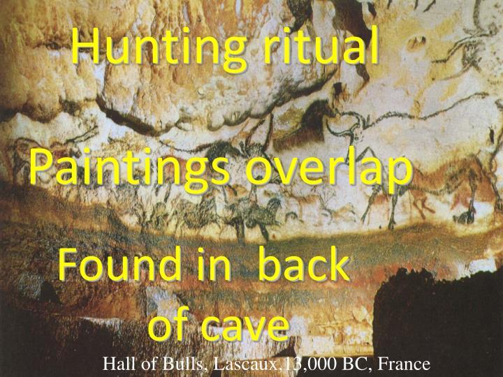 Hunting ritual