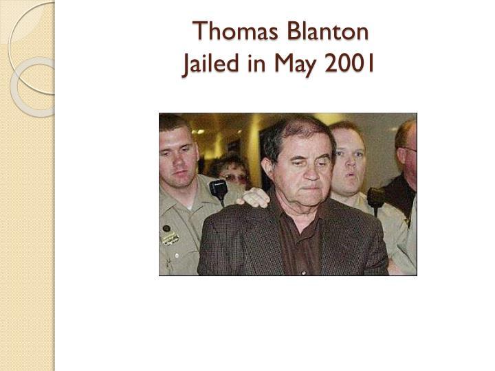 Thomas Blanton