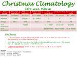 christmas climatology saint louis missouri1