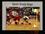 ninth grade boys8