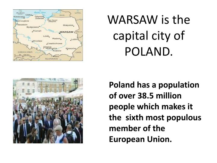 WARSAW is