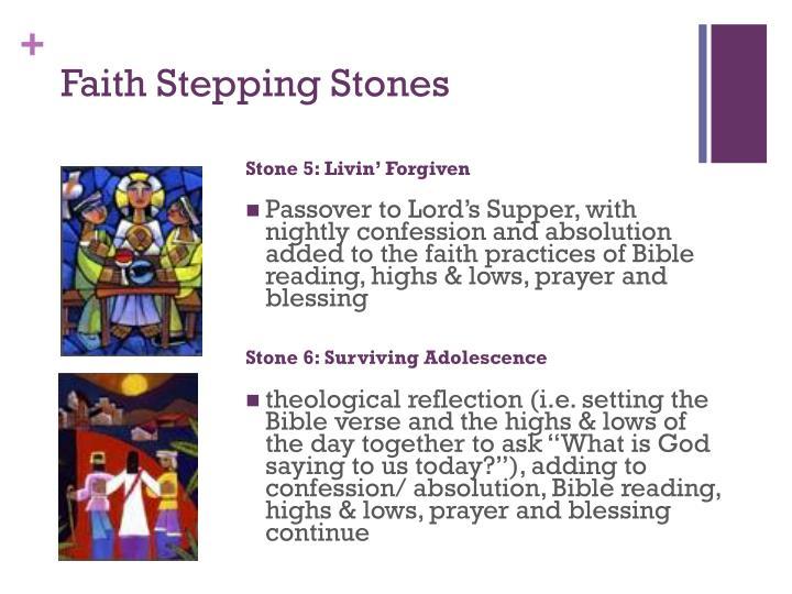 Stone 5: Livin' Forgiven