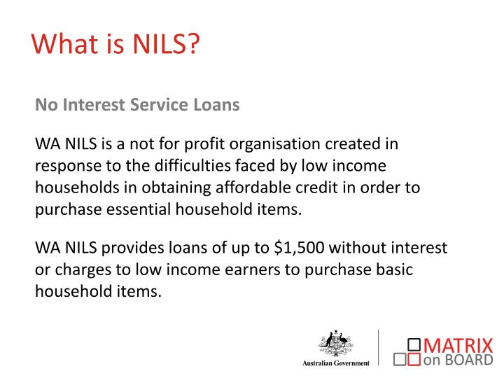 What is NILS?