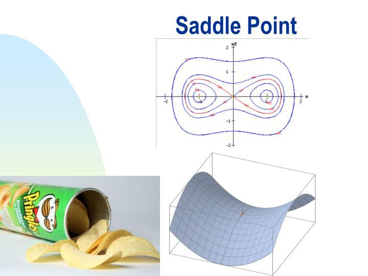 Saddle Point