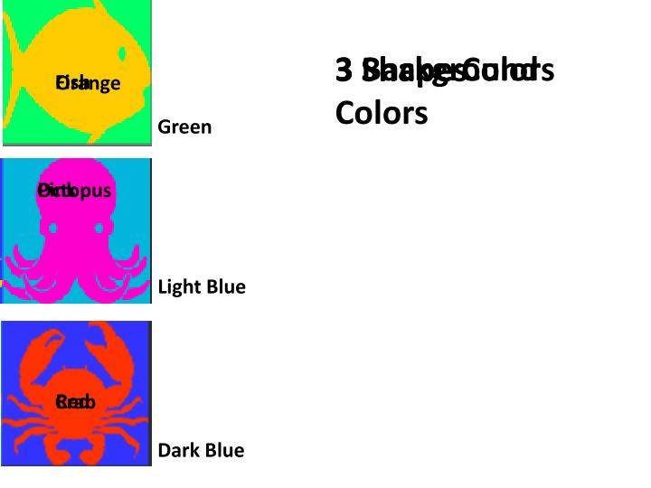 3 Background Colors