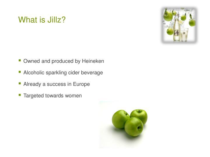 What is jillz