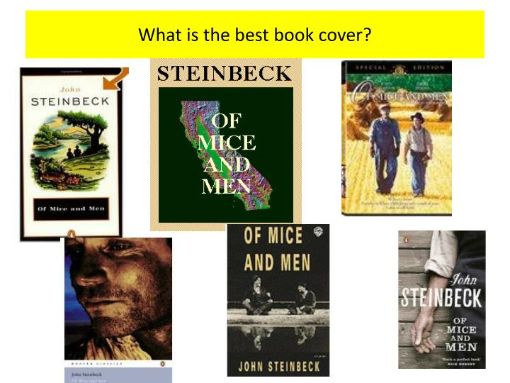 What is the best book cover