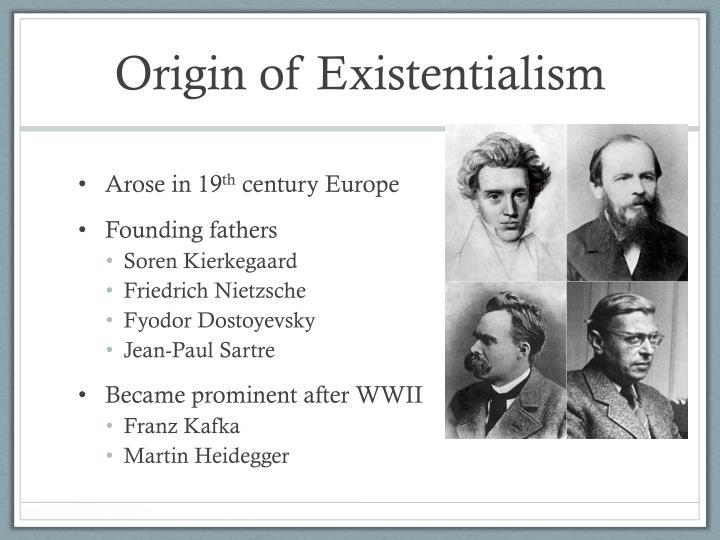 fredriech nietzches existentialism essay Kierkegaard, nietzsche and existentialism essay kierkegaard, nietzsche and existentialism although their.