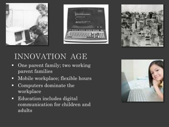 Innovation  age