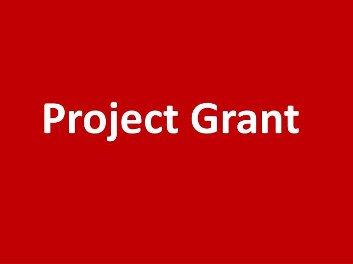 Project Grant