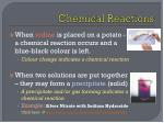 chemical reactions2