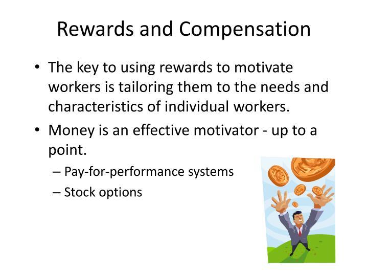 Rewards and Compensation