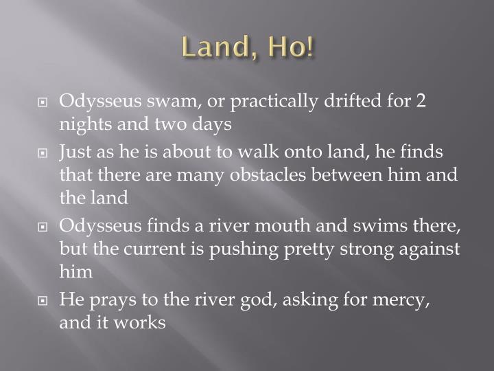 Land, Ho!