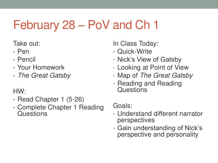 february 28 pov and ch 1 n.