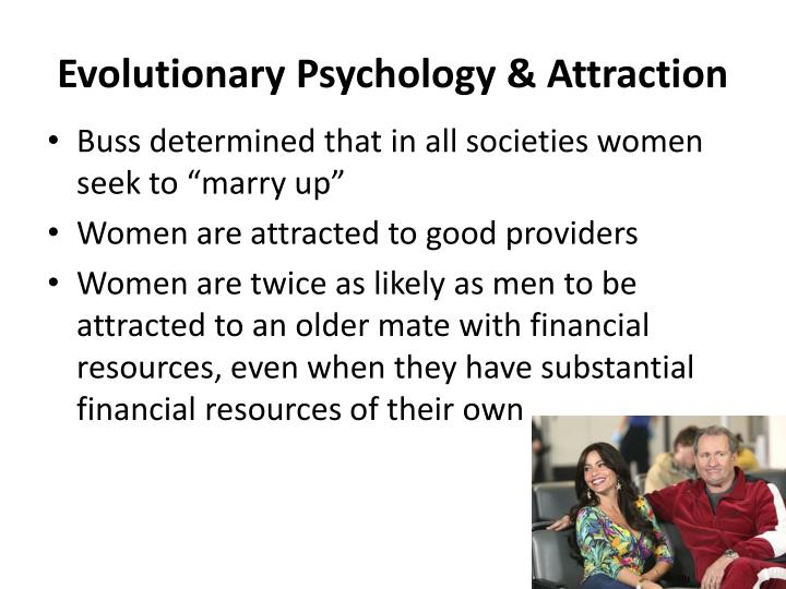 Evolutionary Psychology & Attraction