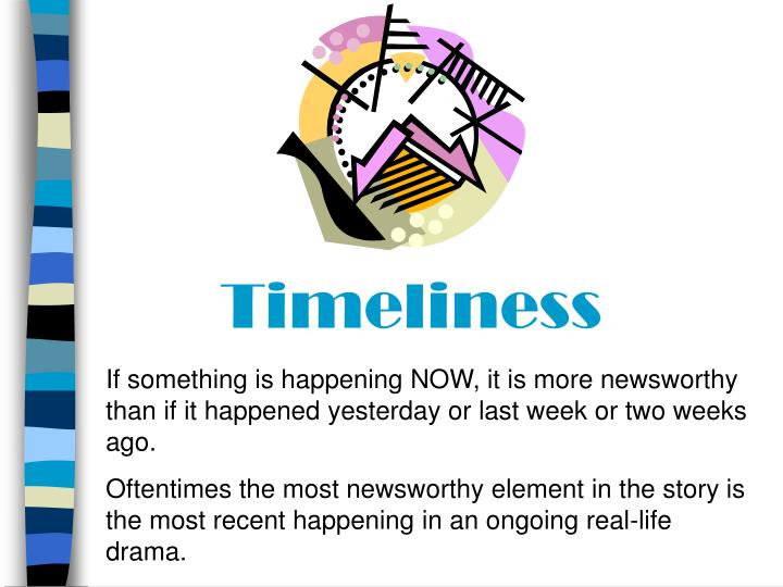 Timeliness