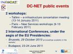 dc net public events