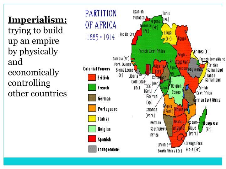Imperialism: