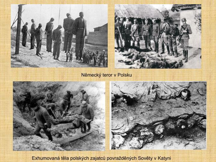 Německý teror v Polsku