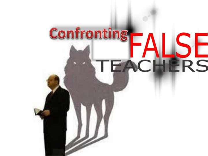 Confronting
