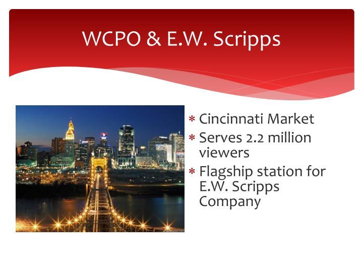 WCPO & E.W. Scripps