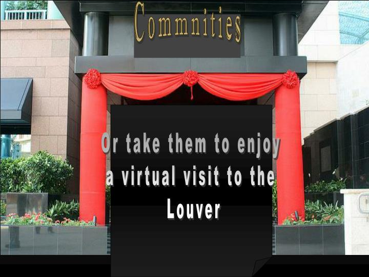 Commnities