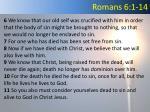 romans 6 1 141