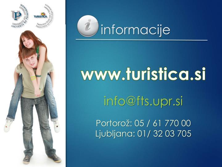 informacije
