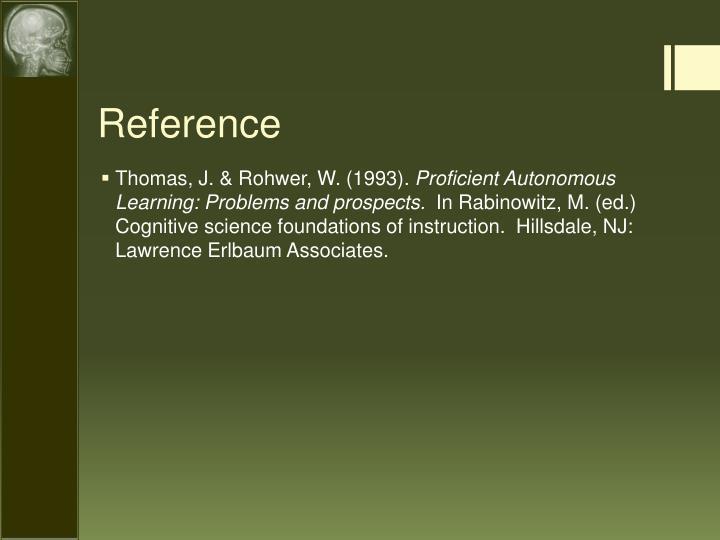 Thomas, J. &