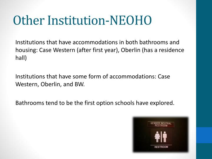 Other Institution-NEOHO