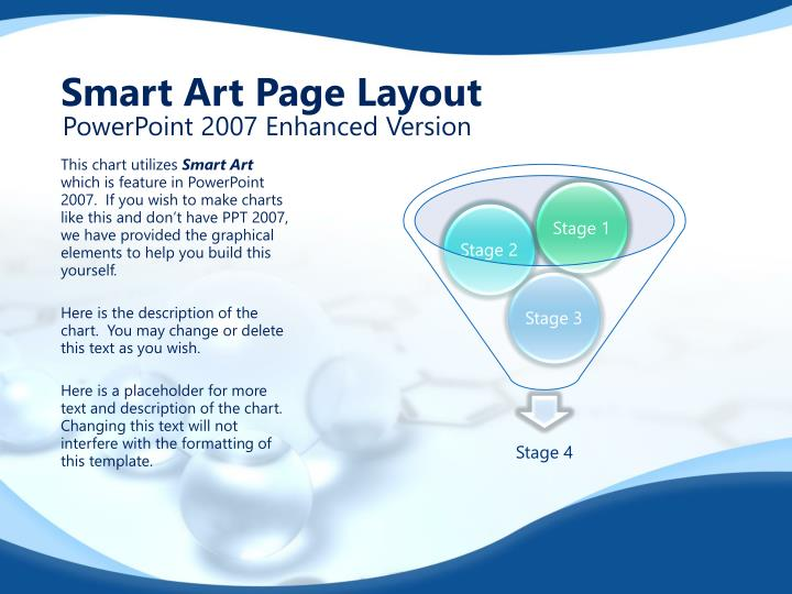 Smart Art Page Layout