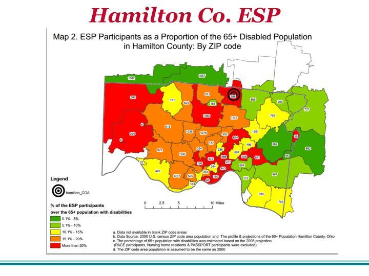 Hamilton Co. ESP