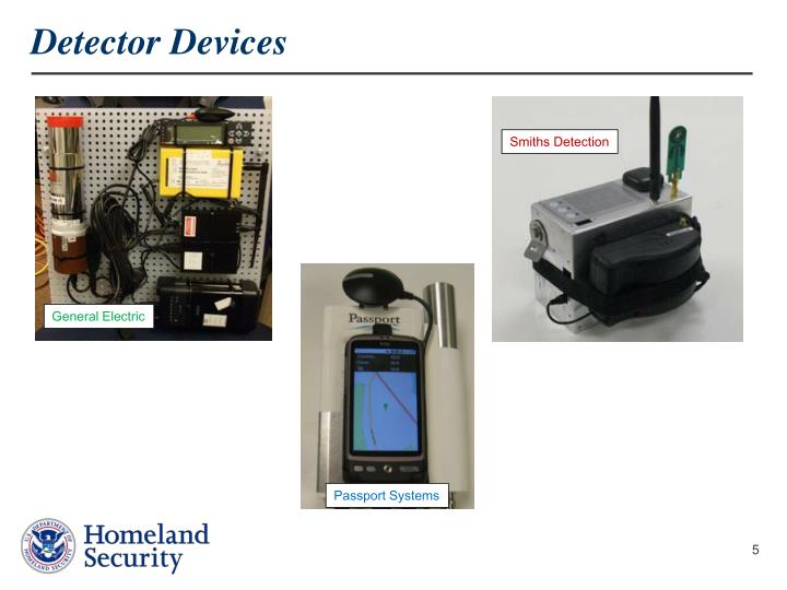 Detector Devices
