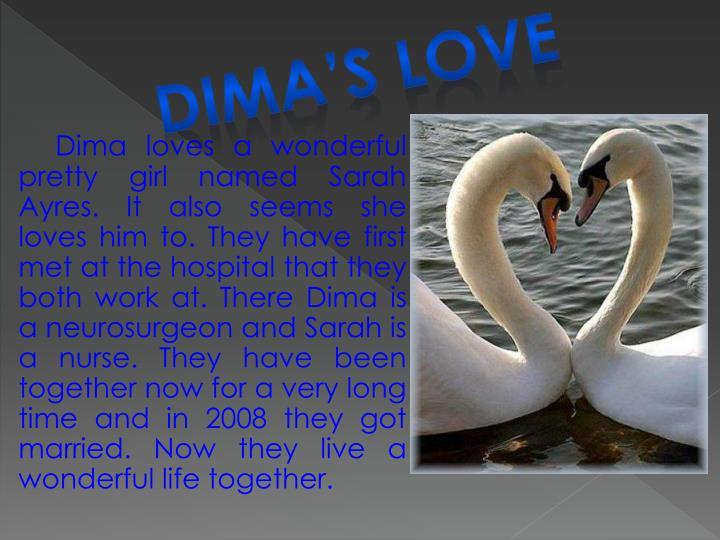 Dima's Love