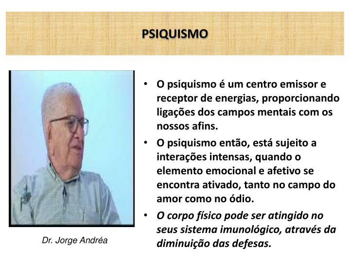 PSIQUISMO