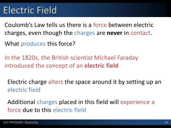 Electric Field