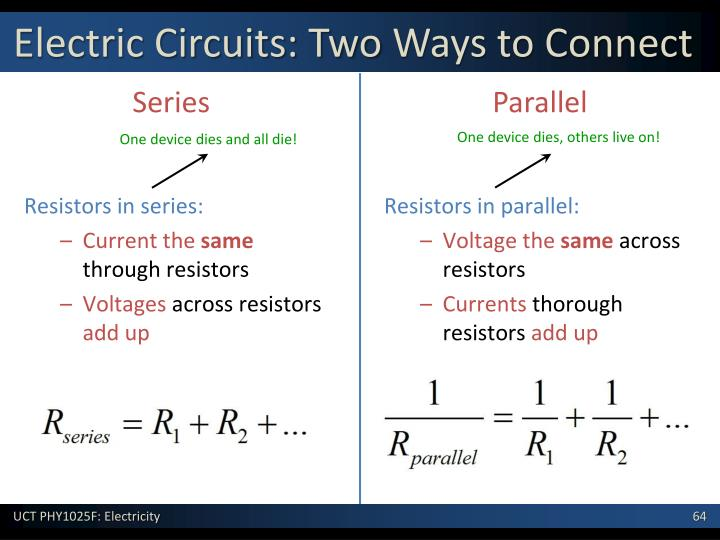 Electric Circuits: Two