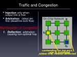 traffic and congestion