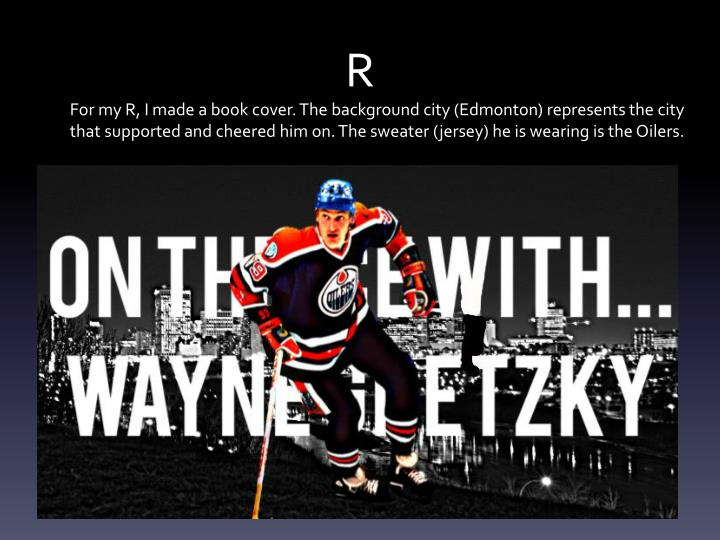 On the ice with wayne gretzky