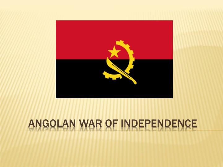 Angolan War of Independence