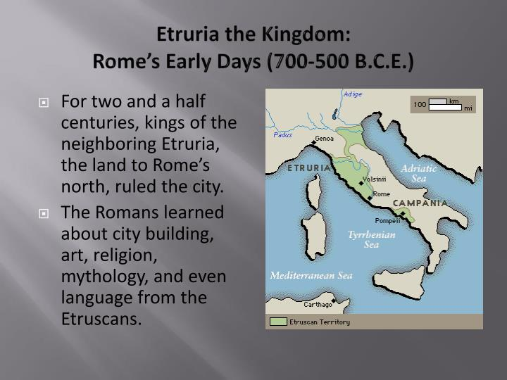 Etruria the Kingdom: