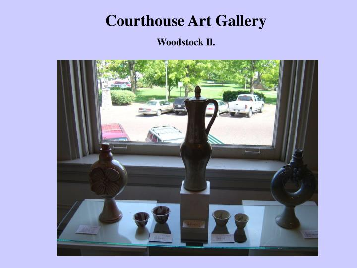 Courthouse Art Gallery