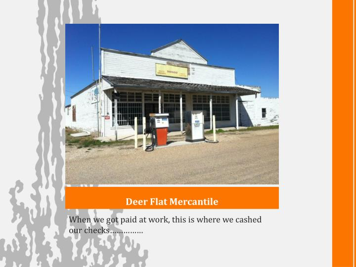 Deer Flat Mercantile