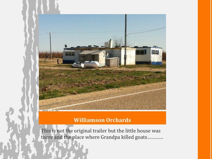 Williamson Orchards